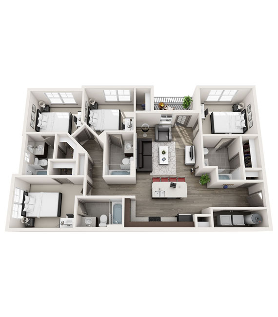 Floorplan Option 2